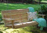 Cypress Moon© Rollback Porch Swing