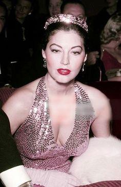 Ava Gardner #celebrities #vintage