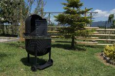 IL MARZIANO,  non un barbecue ma il nuovo modo di cucinare alla griglia!
