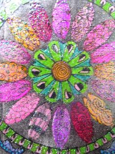 Image result for zentangle flowers