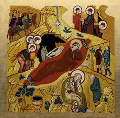 Natividad.Icono. ( Kiko Argüello )
