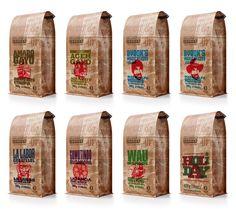 Salt Spring Coffee - Seasonal | Exhibit A: Design Group