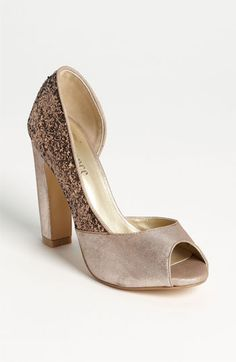 Flounce Victoria Pump available at Nordstrom