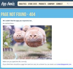 Is this the best 404 page ever?!