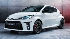 The new Toyota GR Yaris has been revealed at the annual Tokyo Auto Salon in Japan. A pure performance car, our rally inspired Toyota GR . Toyota Auris, Toyota Corolla, Volvo, Clio Rs, Ford Fiesta St, Automobile, Xjr, Volkswagen Polo, Four Wheel Drive