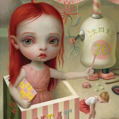 'The Magic Circus', Mark Ryden