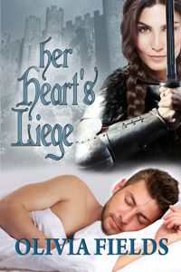 Title: Her Heart's Liege Author: Olivia Fields ISBN: 978-1-62420-119-6  Genre: Historical Romance Excerpt Heat Level: 1 Book Heat Level: 4 Buy at: Rogue Phoenix Press, Amazon, Barnes and Noble  TAGLINE  A tomboy captain must guard a roguish prince during wartime. Can they save their country from invasion while learning to lead--and falling in love?