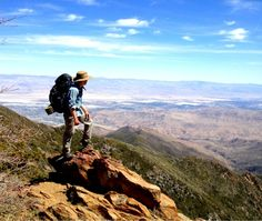 I will have to read this whole blog, in the event that I ever actually hike the PCT.