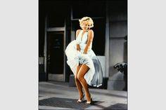 Ícone do cinema nos anos 50