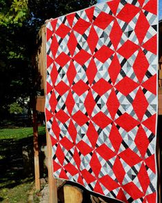 Happy Quilting: Firecrackers Quilt!!!!