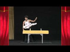 This Japanese Variety Show Proves Even the Pommel Horse Can be Hilarious