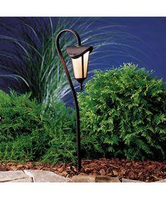 Kichler 15313 Lafayette 1 Light Pathway Light | Capitol Lighting 1-800lighting.com