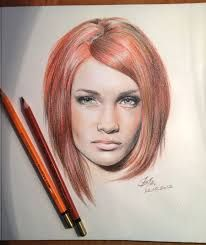 Image result for color pencil drawing