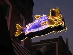 Johnny G's - Beale St. Memphis, TN. Photo by John Dreyer.