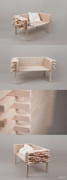 LOWSTACK de ALLT wood, stack, 2011