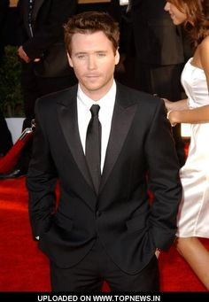 Kevin Connolly. Tux and suit wedding ideas for short men