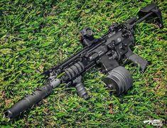 FN SCAR 16 5,56x45 NATO