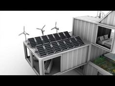 ▶ Shipping Container Homes Build it for 50K krazycontainerhomes.com - YouTube