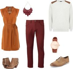 Couples Style - Fall