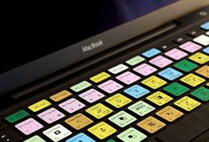 Photoshop Shortcuts Keyboard Cover