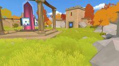 The Pillar Puzzle Escape Screenshots