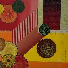 Mansi Shah - E India Art Festival Indian Contemporary Art, India Art, Artist Profile, Ceramic Beads, Art Festival, Pin Collection, Symbols, Ink, Ceramics