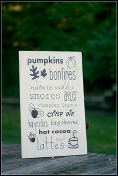 Little Bits of Fall - Silhouette Cameo Ideas