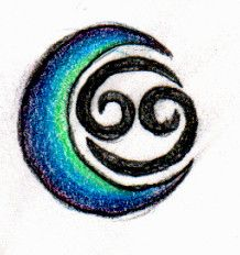 ...damn scanner. This is the tattoo I'm getting on March 12, only better looking lol. Messed up on the colours a bit, but you get the general idea. I'll post pictures of the actual tattoo on my ank...