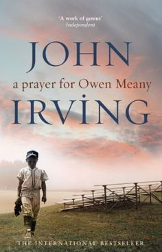 A Prayer For Owen Meany by John Irving, http://www.amazon.co.uk/dp/B0080GQYHE/ref=cm_sw_r_pi_dp_DcBEvb18FA2CD