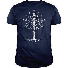 LORD OF THE RINGS TREE OF GONDOR MERCHANDISE T Shirt, Hoodie, Sweatshirt