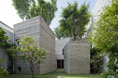 Casa de los Árboles / Vo Trong Nghia Architects