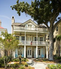 I'On, Mt. Pleasant, SC. Want this exterior!
