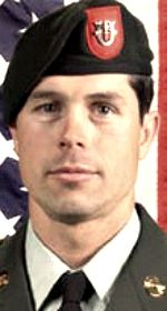 Army SGT Timothy P. Padgett, 28, of DeFuniak Springs, Florida. Died May 8, 2007, serving during Operation Enduring Freedom. Assigned to 1st Battalion, 7th Special Forces Group, Fort Bragg, North Carolina. Died of wounds sustained when hit by enemy small-arms fire during combat patrol operations in Tarin Kwot, Helmand Province, Afghanistan.