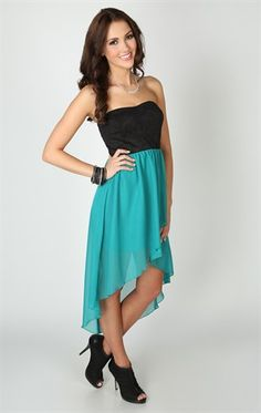 Trixxi® High-Low Lattice Dress - JCPenney | teen fashion ...
