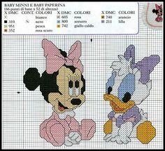 Butterfly Cross Stitch, Mini Cross Stitch, Cross Stitch Charts, Cat Cross Stitches, Cross Stitching, Disney Stich, Mickey Mouse Characters, Disney Babys, Disney Cross Stitch Patterns