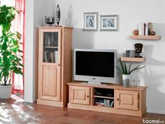 Comoda TV HiFi Mobila Henke lemn masiv Cod RO 302