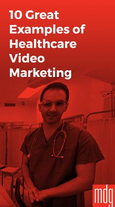10 Great Examples of Healthcare Video Marketing -- Healthcare brands are finally hitting their stride with digital video. Organizations of all sizes are now consistently producing high-quality, compelling pieces across the full spectrum of formats, from quick clips to long-form features.