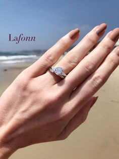5bf84d1e3 77 Best Lafonn Engagement Rings images in 2019 | Halo rings, Wedding ...