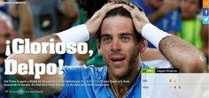Juan Martin del Potro po niesamowitym pojedynku pokonał Rafaela Nadala i…