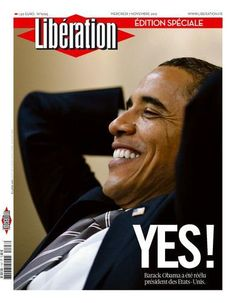 Libération 07/11/12 - Four more years