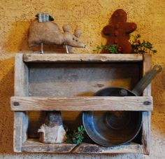 Primitive Country Christmas | Flickr - Photo Sharing!