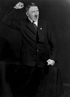 Hitler wanted these embarrassing pictures destroyed