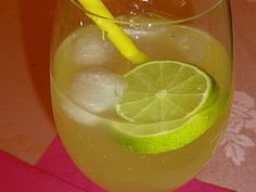 Aperol, Punch Bowls, Lime, Vegan, Fruit, Desserts, Recipes, Food, Spaghetti
