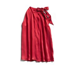 Holiday Stylist picks: Red tie neck top