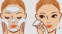 Aprenda a técnica de lavagem dupla, a única que realmente limpa seu rosto - Bolsa de Mulher