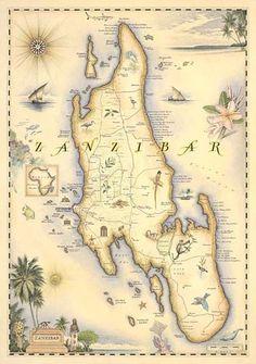 Oh Zanzibar. How I love you.  #zanzibar #tanzania #love