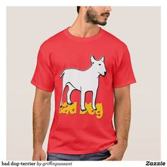 Follow the link to see this product on Zazzle! @zazzle #dog #dogs #dogstuff #dogpin #pet #pets #animals #animal #fun #buy #shop #shopping #sale #gift #dogowner #dogmom #dogdad #dogperson #doglove #tshirt #shirt #tee #clothes #clothing #fashion #style #fun #bullterrier #terrier #baddog