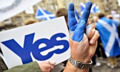 Scottish referendum revisited: Is an independent Scotland becoming inevitable? Scottish Independence, Catalan Independence, Gain Ground, Scottish Referendum, Owen Jones, Political Events, Inevitable, Yes, Bullying