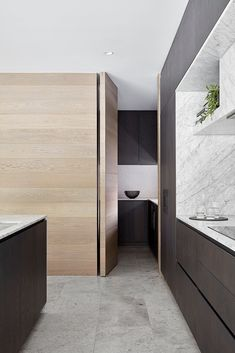 Gallery Of Eaglemont House By Christopher Elliott Design Local Design And Interior Architecture Eaglemont, Vic Image 1 Residential Interior Design, Interior Design Kitchen, Interior Architecture, Residential Lighting, Contemporary Interior, Luxury Interior, Küchen Design, House Design, Design Ideas