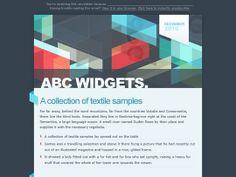 50가지의 유용한 무료 뉴스레터 템플릿 : 네이버 블로그